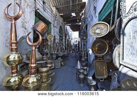 Libya craft