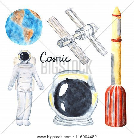 Cosmic objects set
