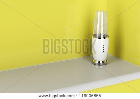 Blender In The Kitchen