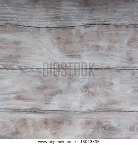 Rustic wooden vector texture background. Vintage old tree surface background. Gradient mesh