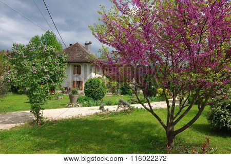 House In French Village