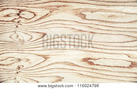 Background Texture Of Old Wooden Veneer Board