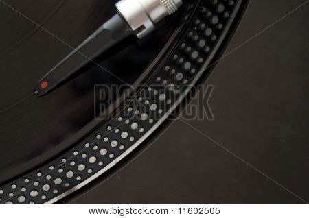 Dj Record Turntable