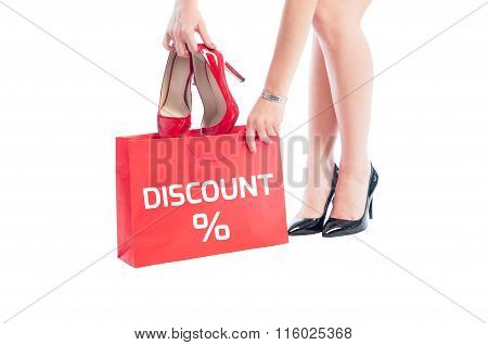 Woman Shoes Discount.