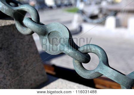 Massive Bronze Chain