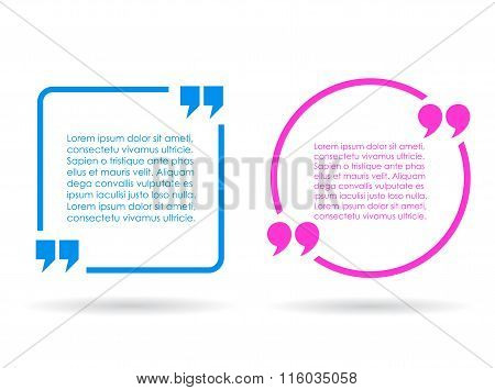 Citation text box