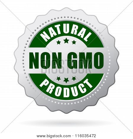 Non gmo product icon
