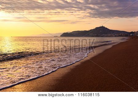 Mediterranean Coast Of Spain, Costa Brava