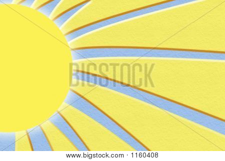 Sunshine Illustration