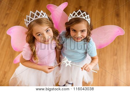 Young Fairy Queens