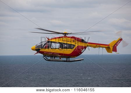 Marine Rescue helicopter