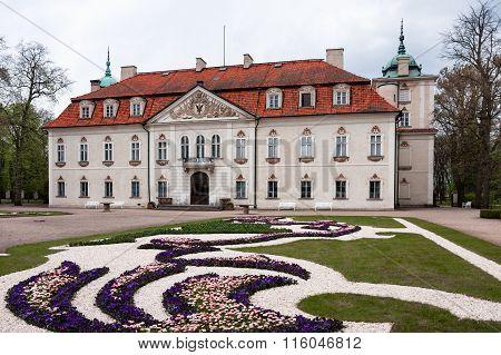 Nieborow, Palace of Nieborowski Family
