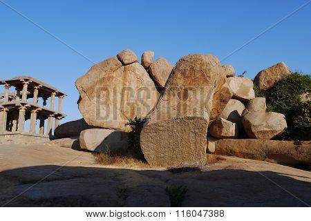 Huge Natural Stones