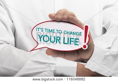 Motivation Message, Life Change