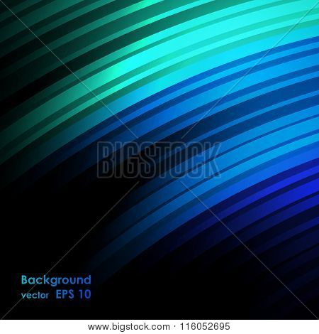 Abstract blue colours