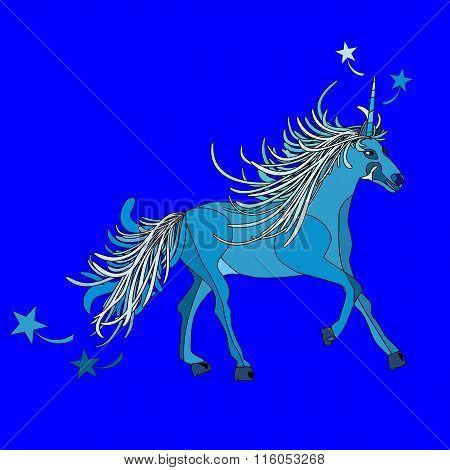 Magical Animal Unicorn