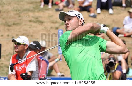 Maximillian Kieffer At The Golf French Open 2015