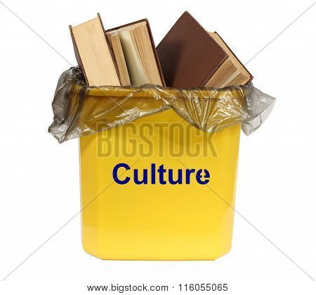 Culture In The Bin