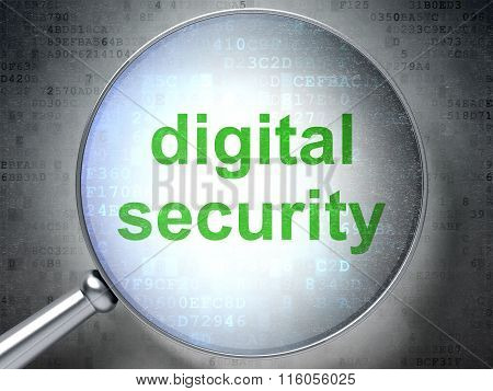 Safety concept: Digital Security with optical glass