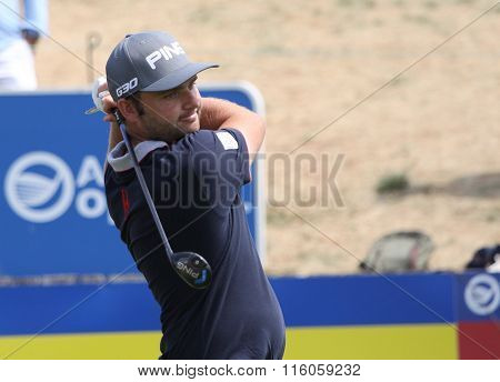 Andy Sullivan At The Golf French Open 2015