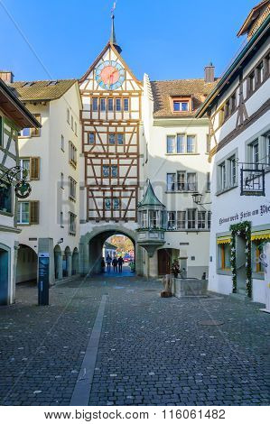 Painted Facades, In Stein Am Rhein