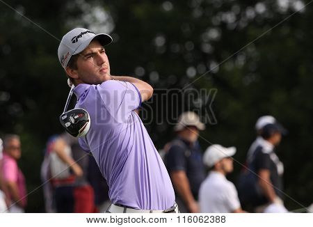 Bradley Neil At The Golf French Open 2015