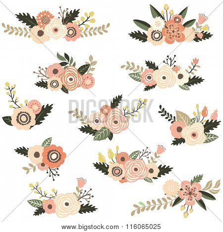 Rustiv Floral Collection