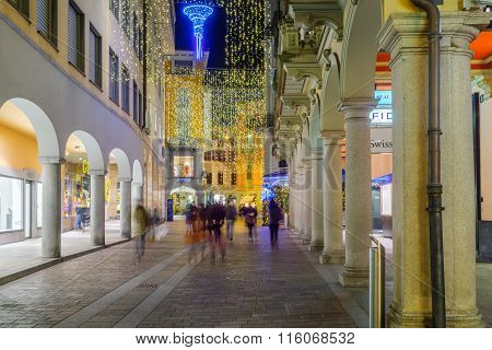 Christmas In Lugano