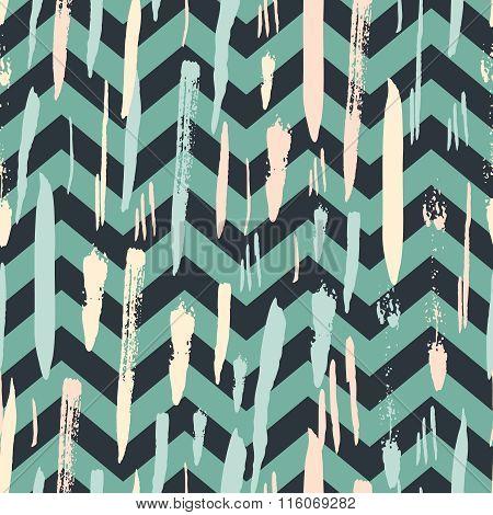 Scandinavian seamless pattern