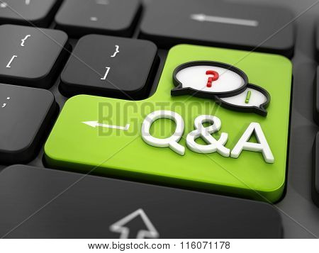 Questions And Answers Key