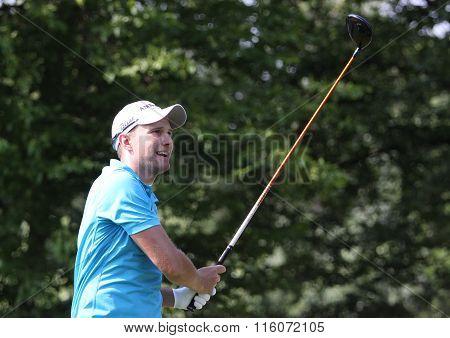 Maximillian Kieffer At The Golf French Open 2015