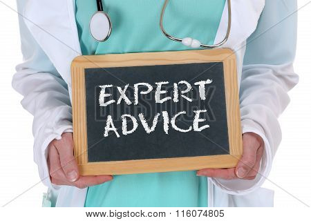 Expert Advice Doctor Medicine Disease Ill Illness