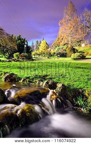 Turin (torino) Parco Del Valentino (giardino Roccioso)