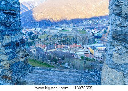 Castelgrande Castle, In Bellinzona