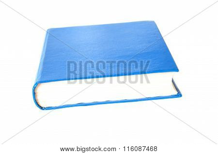 Simple Blue Hardcover