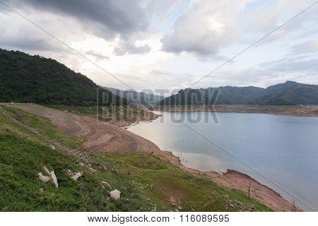 Landscape In Dam