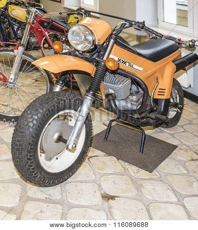 Sportbike Izh Trial