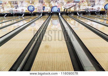 Bowling In Vegas