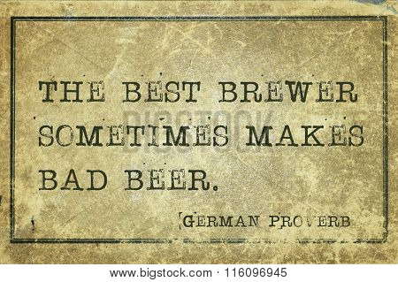 Best Brewer
