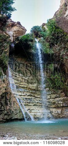 En Gedi Nature Reserve And National Park, Israel