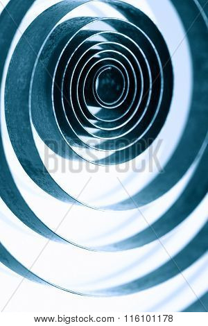 Spirals Concept Abstract