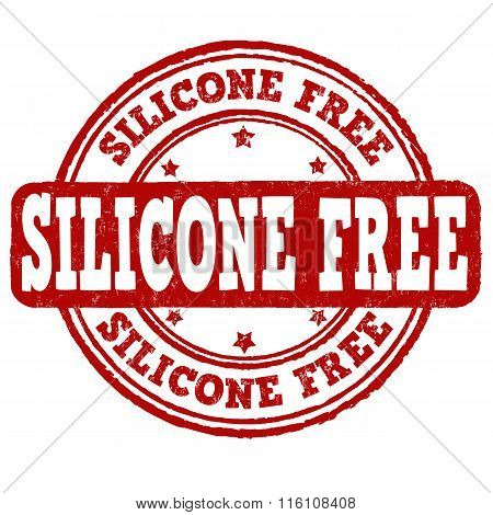 Silicone Free Stamp