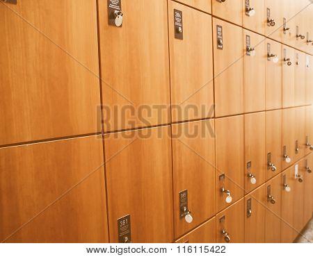Lockers Vintage