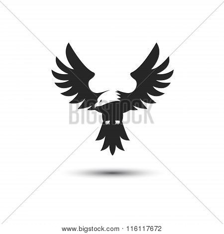 Eagle Logo Template.