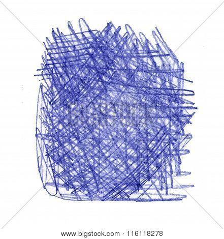 Grunge Graphite Pencil Textureed Backgorund