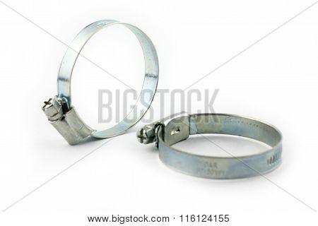metal clamp