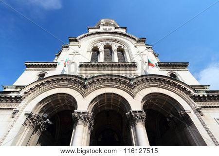 Sofia Orthodox Cathedra