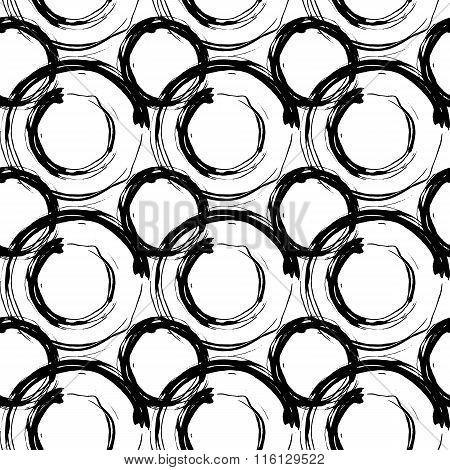 Grunge texture. Pattern Seamless