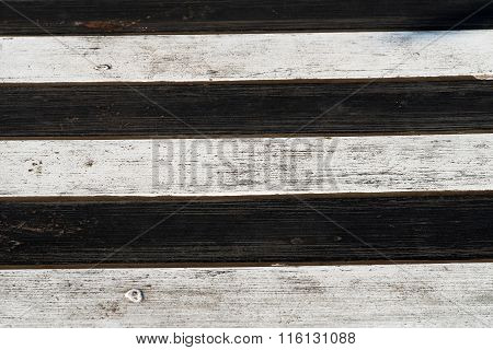 Black and white tabletop background