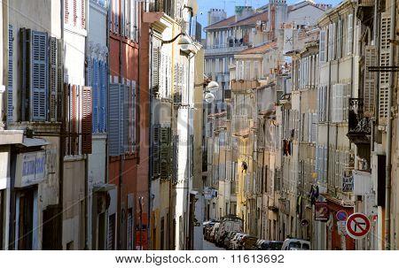 Street of Marseilles